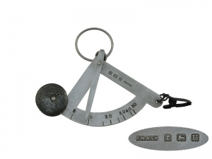 Sterling Silver Letter Scales1944