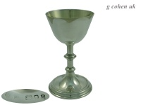 Sterling Silver Chalice 1942