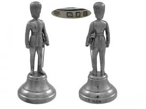 Sterling Silver Model  Scotts Guards 1937