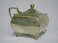 George III Mustard Pot London 1805