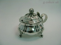 William IV Silver Mustard Pot 1833