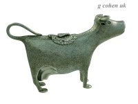 Sterling Silver Cow Cream Jug 2003