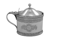 George III Mustard Pot London 1796