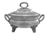 George III Sauce Tureen London 1810